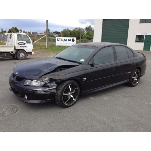 2002 Holden Commodore Car Valuation: Vx Commodore Motor